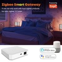 Passerelle Hub intelligente Tuya Zigbee  Assistant pour maison intelligente  Center de controle  fonctionne avec Alexa Google Home