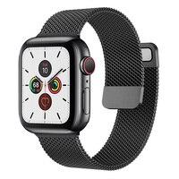 Ремешок металлический для Apple watch Band 44 мм 40 мм 38 мм 42 мм 44 мм
