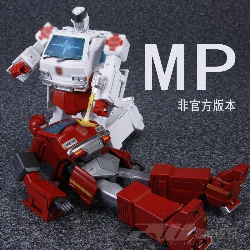 G1 TKR Transformation MP27 MP-27 MP-30 MP30 Ratchet KO VERSION Masterpiece Action Figure Toy