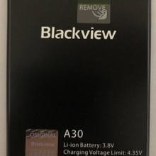 100% Original Backup Blackview A30 2500mAh Battery For Blackview A50 Smart Mobile Phone