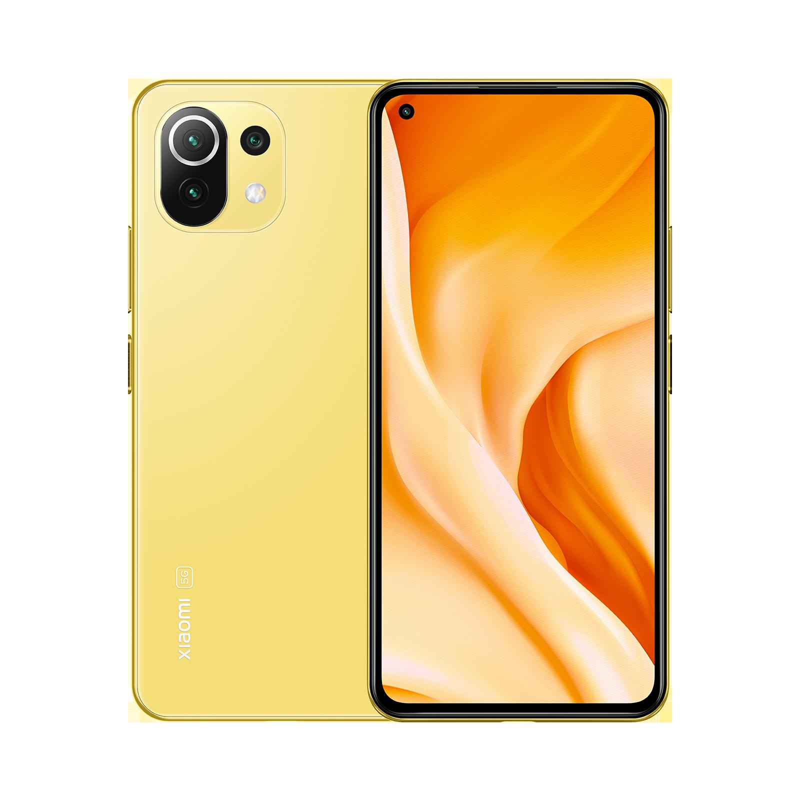 Global Version Xiaomi Mi 11 Lite 5G Smartphone RAM6GB+ ROM128GB Snapdragon 780G AMOLED Full Screen 64MP 4250mAh Battery With NFC enlarge