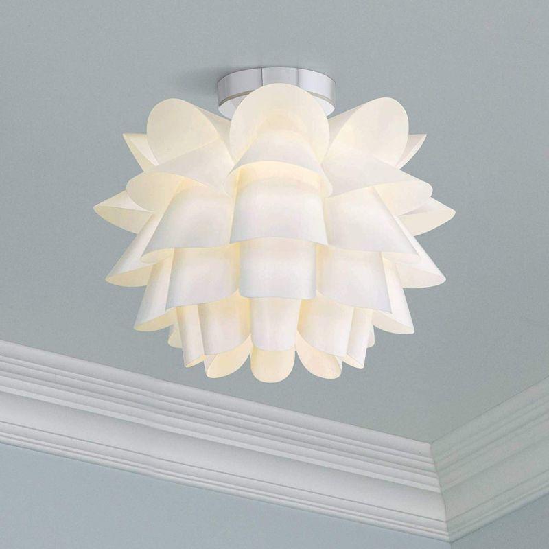 Abajur bombilla LED loto original forma araña dormitorio Bar escritorio arte de...
