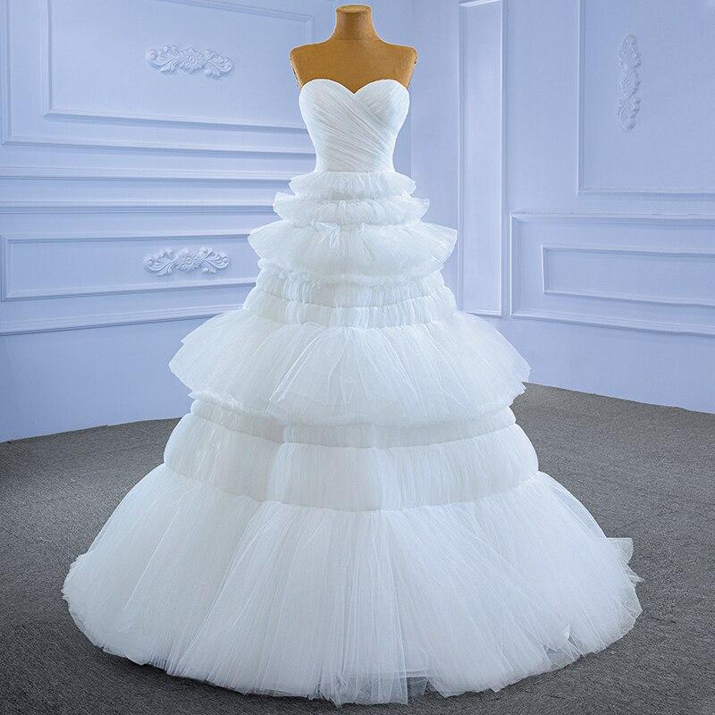 No.67308 Simple Puffy cristales capas trajes de Boda novio flores con diseño...