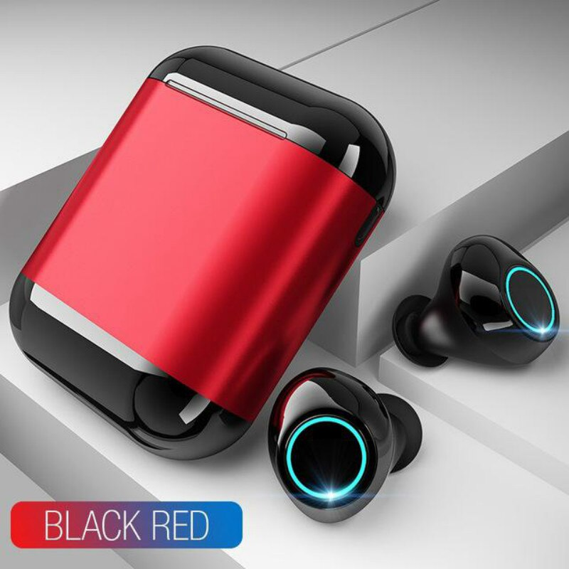 S7 TWS auriculares inalámbricos Bluetooth auriculares estéreo caja de carga de auriculares PK i7s i9s i10 para iphone auriculares 5 6 6S 7 8 PLUS X