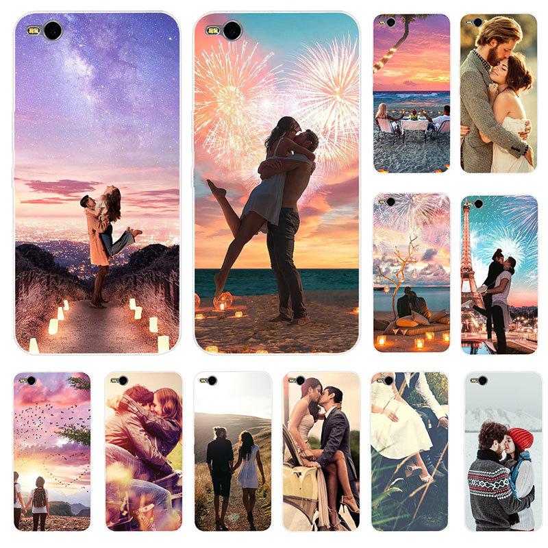 Couple Kiss Love Man Woman Grunge Soft Case for Sony Xperia M5 E3 E5 M2 M4 T3 XA XA1 XZ Premium Z Z1 Z2 Z3 Z4 Z5 Compact