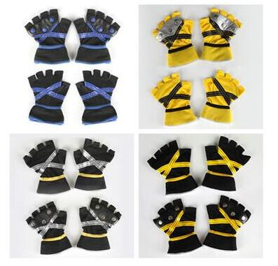 Перчатки Kingdom Hearts Sora, 4 цвета