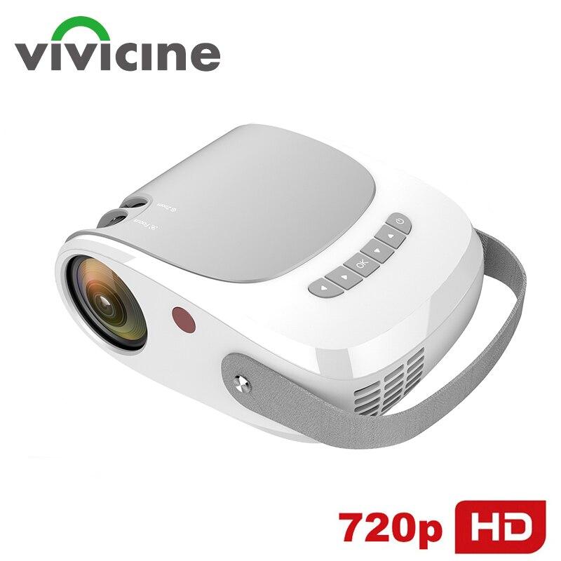Vivicine-Proyector de vídeo para cine en casa, 2021 p, HD, HDMI, USB,...