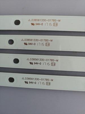 LED Backlight strip 6 lamp For 38 39 40 INCH TV JL.D38561330-017BS-M H40E42 6V  735MM