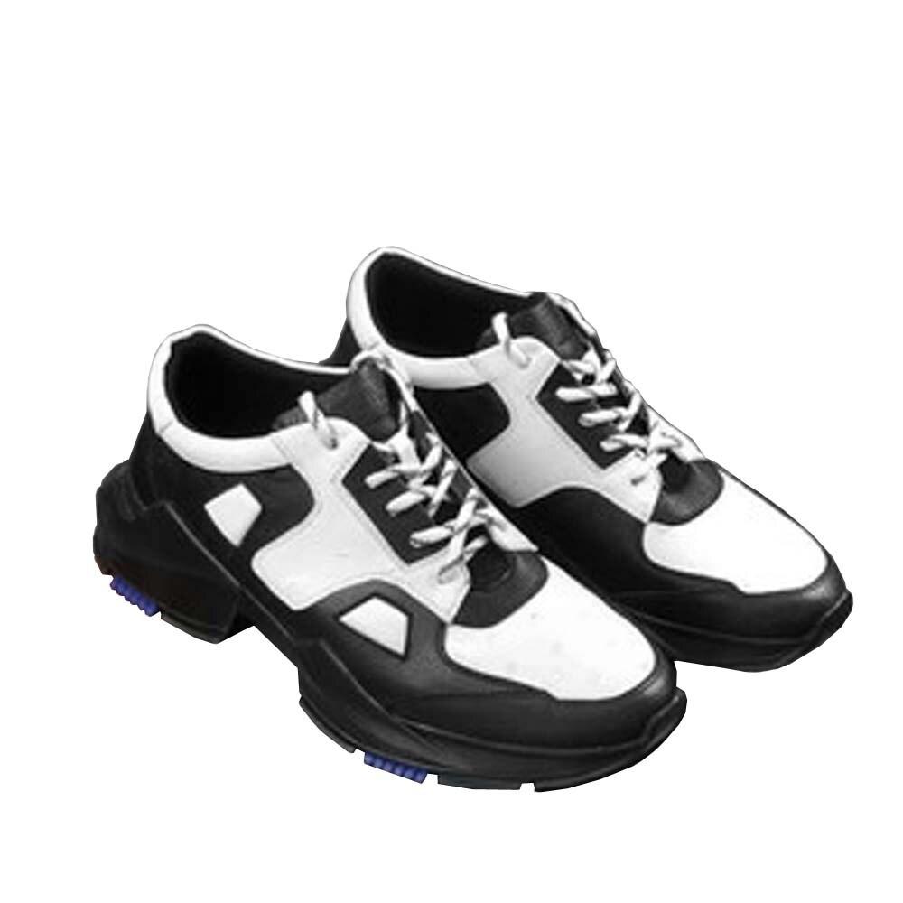 Ousidun-حذاء جلد النعام للرجال ، حذاء كاجوال مريح ، طراز جلد النعام الحقيقي