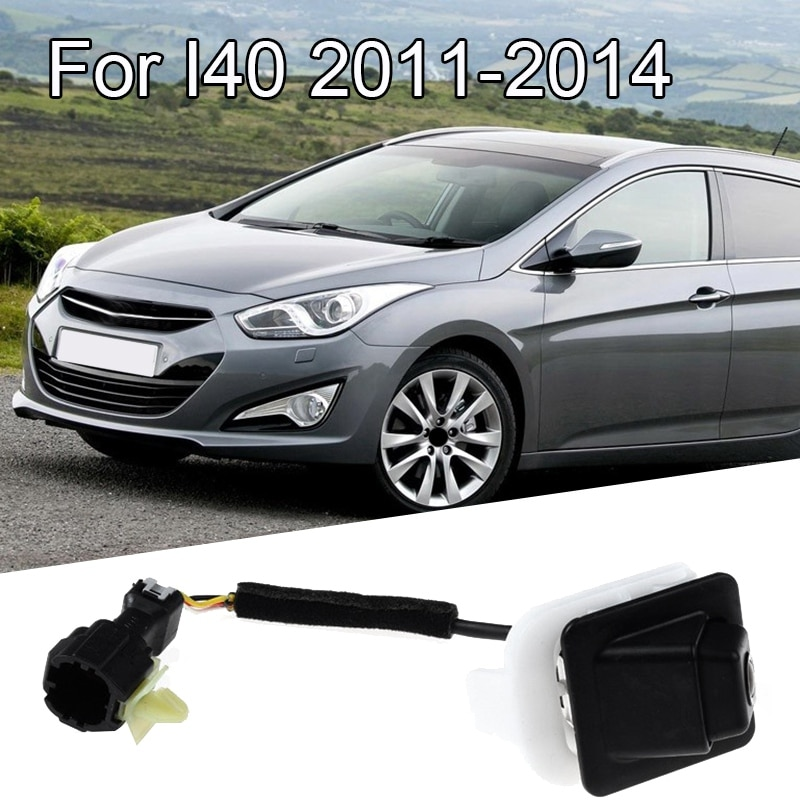 95760-3Z300 New Rear View Camera Reverse Camera Back Up Parking Camera for Hyundai I40 Saloon Sedan 2011-2014