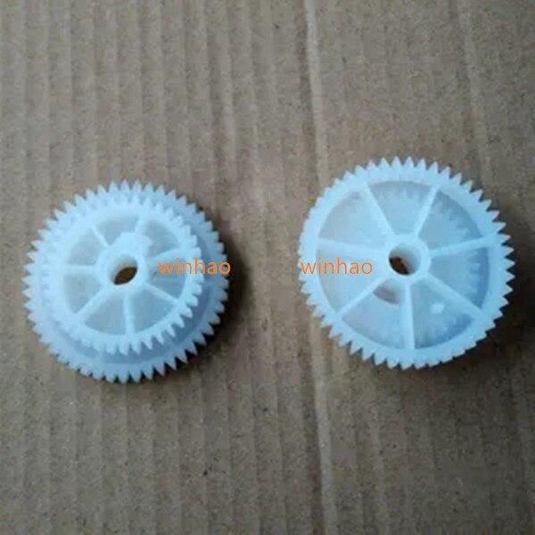 10 unids/lote ATM piezas de repuesto Wincor Nixdorf V módulo rueda de engranaje G39-G49 1750041948