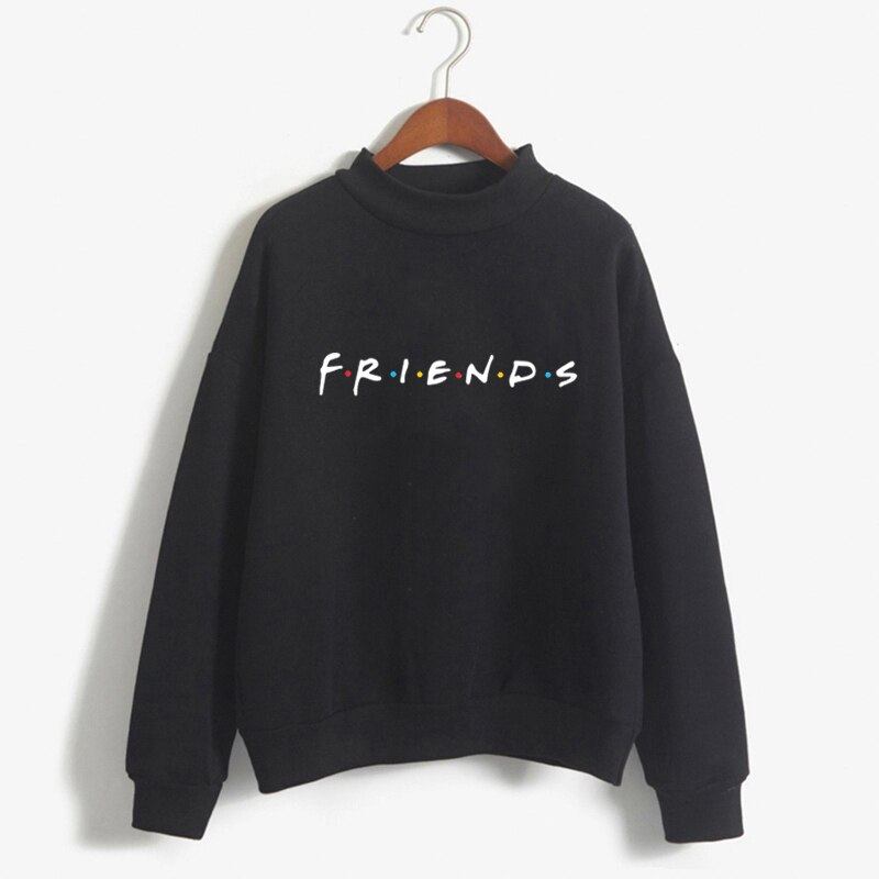 Friends Tv Cute Women Pullover camiseta mujer Harajuku ropa Vogue Kawaii Simple camiseta verano Punk estético femenino camiseta