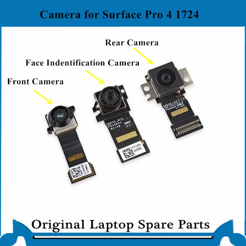 High Quality Front Camera Flex Cable for Surface Pro 4 1724 Rear Camera Flex Cable CM536LK