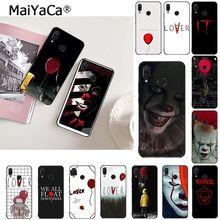 MaiYaCa Stephen King s It pennywise étui de téléphone pour Xiaomi Redmi8 4X 6A 9 5A 5 5Plus Note8 Note5 7 Note 8T