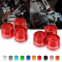 motorcycle accessories billet bleed valve cover kit cnc universal for ducati multistrada 1200 1200s gt enduro 2016 2017 2018
