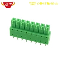 3 81mm 15edgb kf2edgb 3 81 2p 12p pcb plug in terminal blocks 2pin 12pin imcv 15 2 g 381 1875425 phoenix degson yanniu