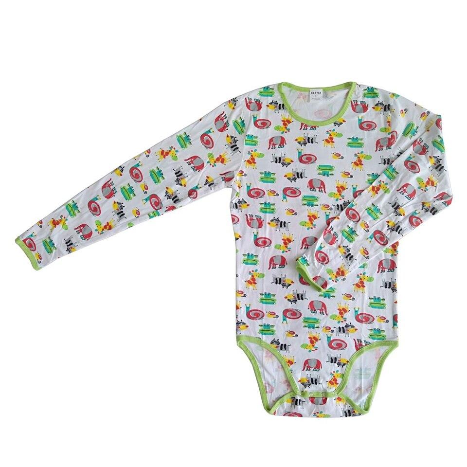 ABDL Adult Onesie Adult Baby piżama Zoo długi rękaw z nadrukiem body dla dorosłych dla pary dla dorosłej dziewczynki