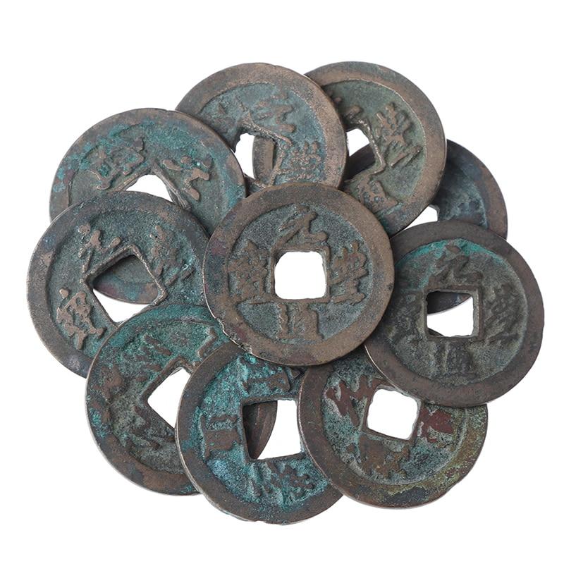 1 шт. китайская старинная монета Yuanfeng Tong Bao, медные монеты в династии Северной Song, счастливые монеты для Fortune, китайский зарубежный Tongbao