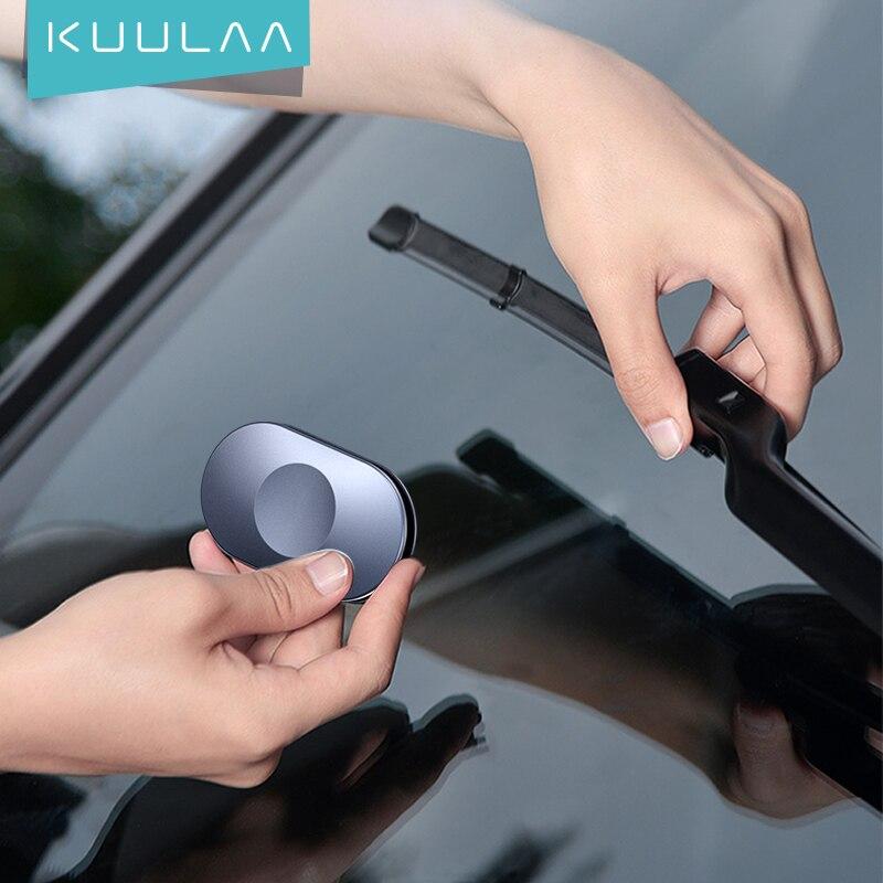 KUULAA – balai d'essuie-glace universel pour voiture, outil de restauration et de rénovation, Kit de réparation