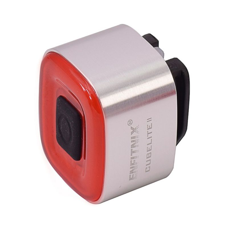 Luz trasera de bicicleta de carretera, Sensor inteligente de freno automático, luz trasera de bicicleta de montaña