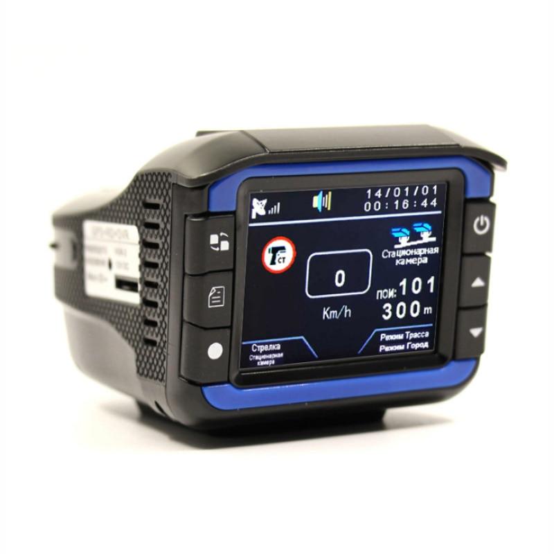 Detector de velocidade radar da rússia, detector de radar de velocidade com vídeo hd e teste de radar de aviso de velocidade móvel