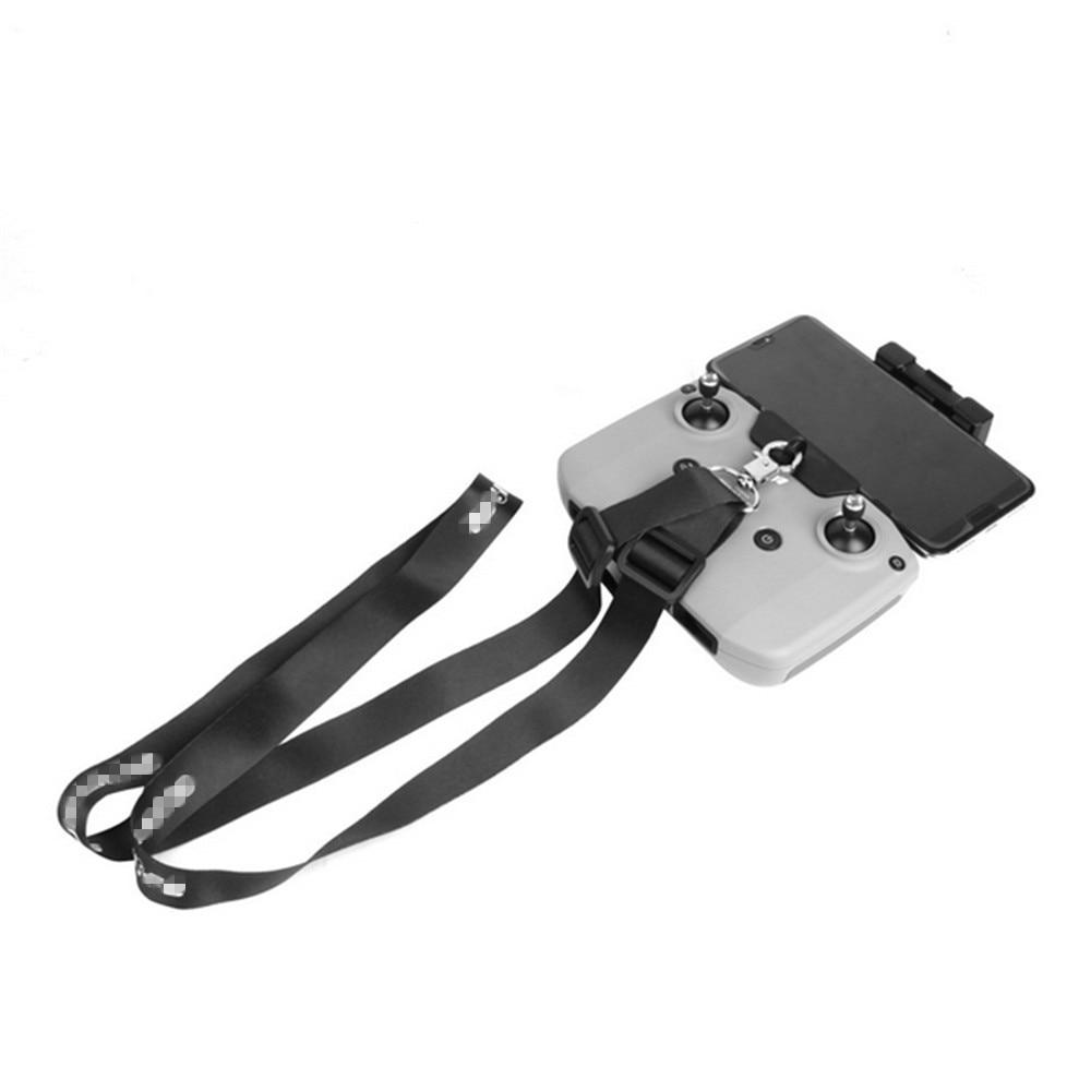 Para Drone DJI Mavic Air 2, Control remoto, hebilla colgante, cordón, correa de cuello ajustable para Mavic Air 2, accesorios