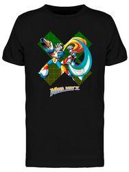 Megaman x armadura zero camiseta de impressão personalizada