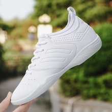 Women's sports shoes microfiber leather professional aerobics shoes dance shoes women's sports shoes