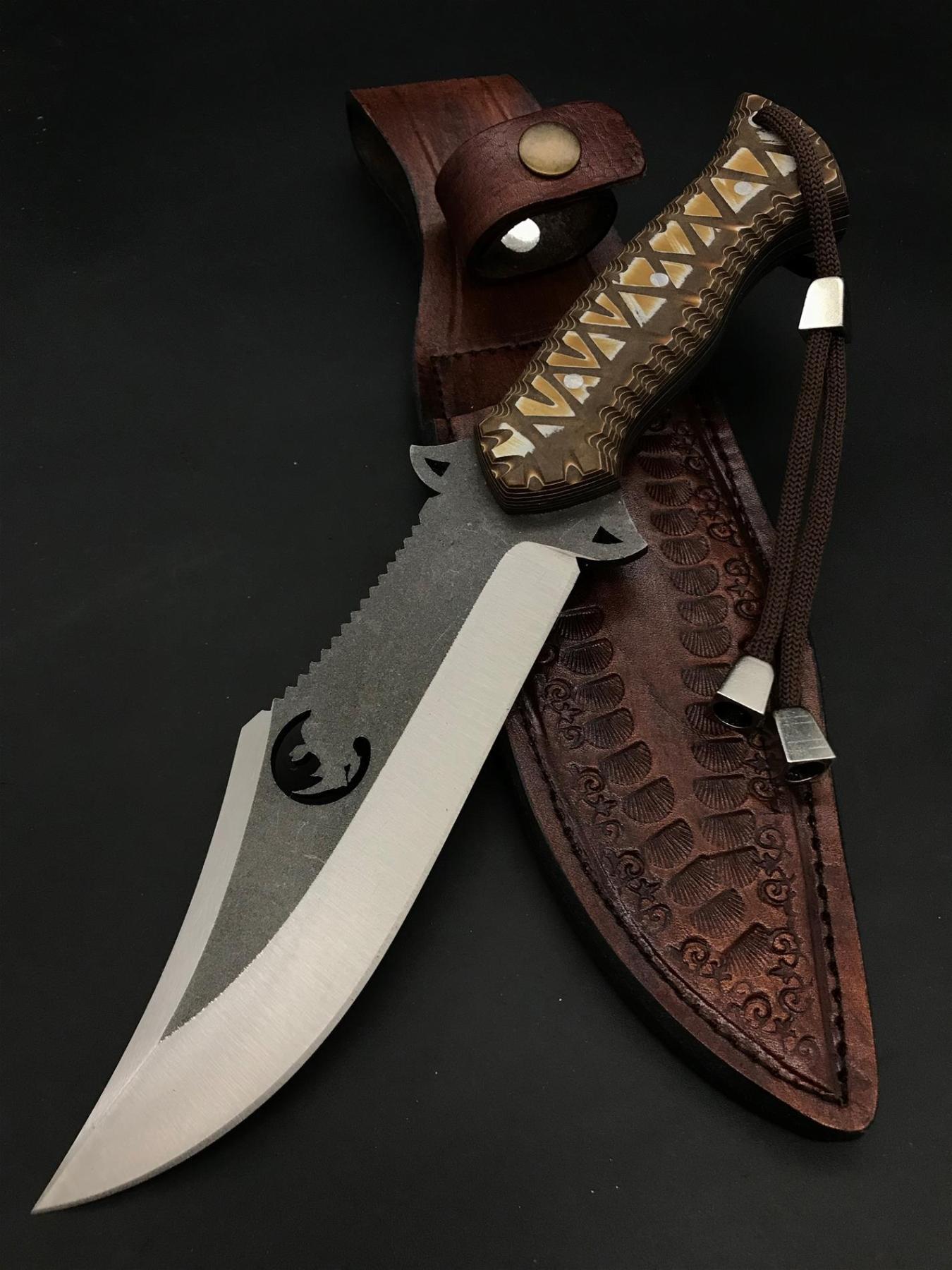 Handmade Camping Knife BB72