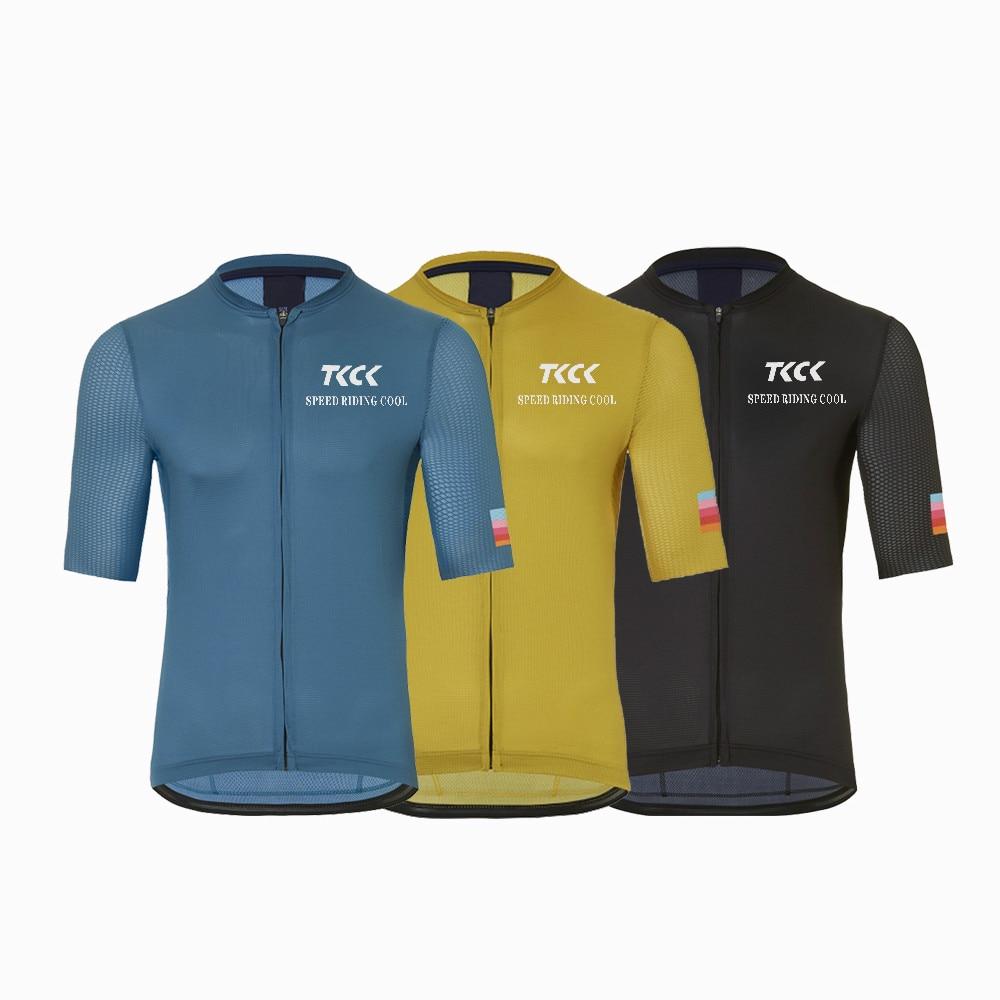 TKCK cycling jersey 2020 mountain bike Pro sports team bmx mtb jersey mountain sweatshirt cycling jersey funny maillot ciclismo