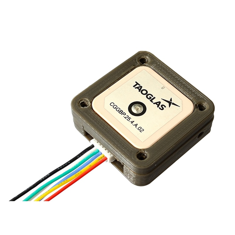 Matek Systems GNSS M9N-5883 NEO-M9N GPS Module With Magnetic Compass QMC5883L Support GLONASS, Galileo for FPV RC Racing Drone