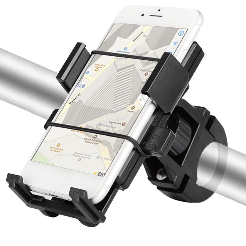 Nouveau support pour téléphone vélo support de vélo support vtt support de vélo support de téléphone réglable vélo