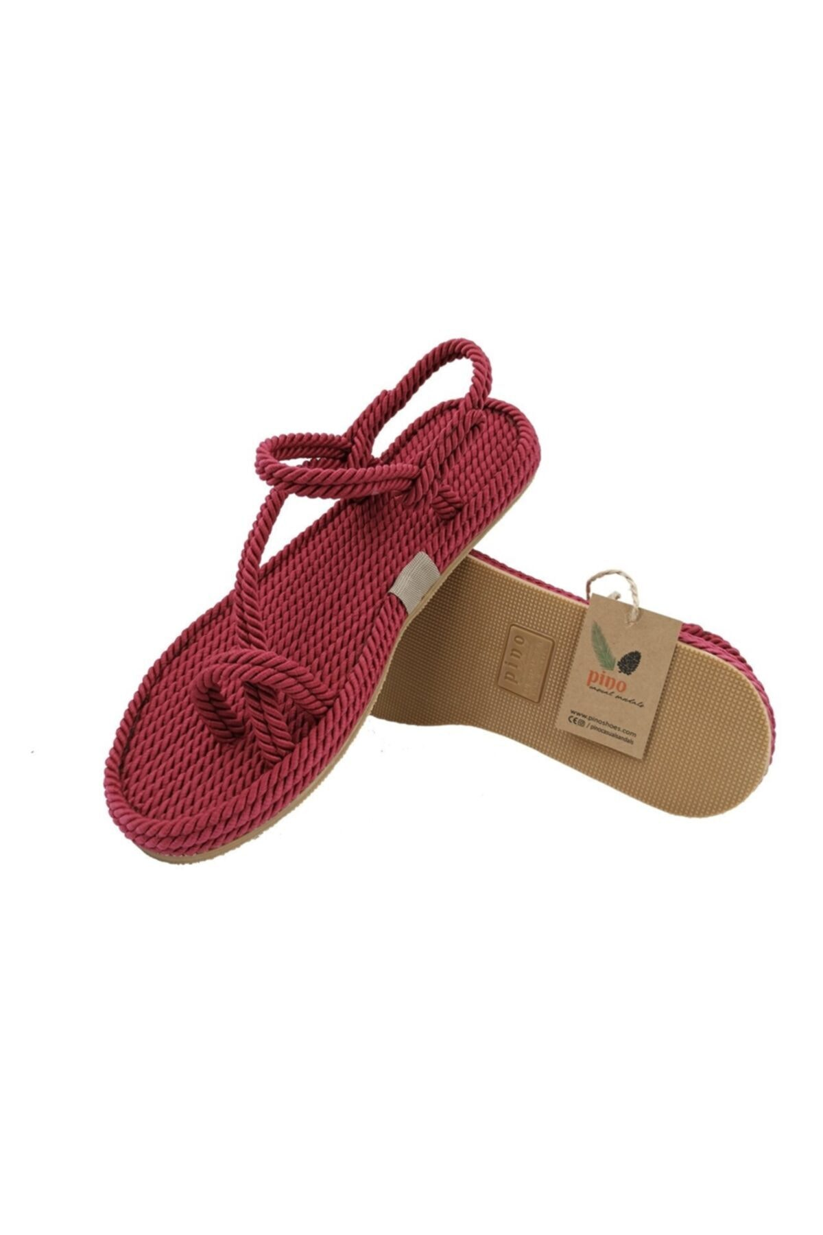 Miteka Casual Shoes Hera Rope Rope Sandals new fashion men women universal summer colorful product sea sun beach Flat Sandals