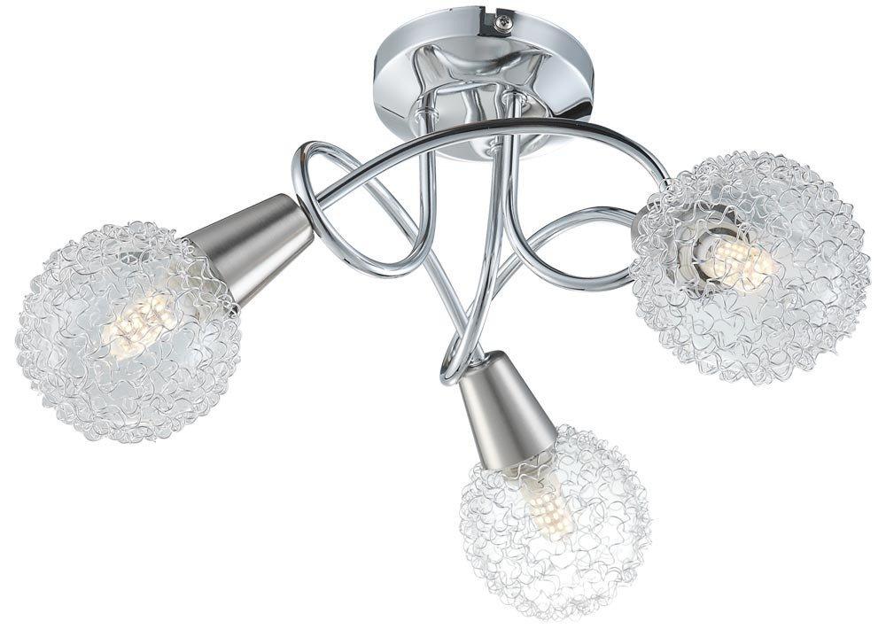 lámparas de techo colgante moderna  iluminación cromo bola lámpara luz para sala de estar hotel restaurante