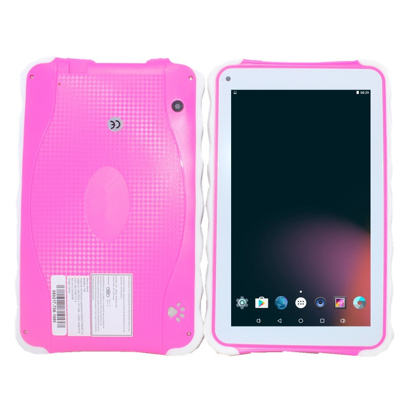 7 pulgadas x708 Tablet PC RK3126 Quad-Core Wifi Android 6,0 1GB + 8GB 1024*600 IPS cámaras duales Bluetooth para tablet