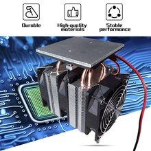 여름에 있어야합니다 12V 240W 펠티어 칩 반도체 냉각 판 냉장고 대형 전원 보조 컴퓨터 냉각 판