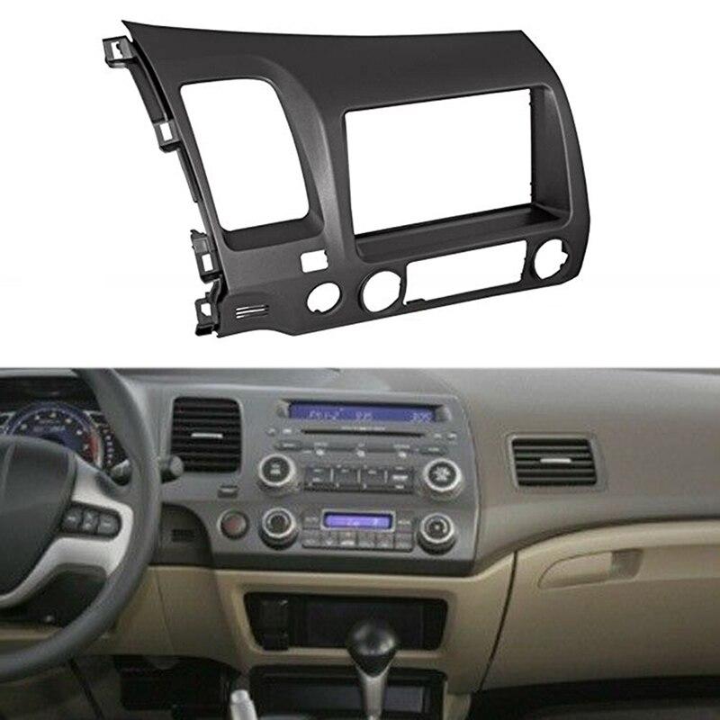 Kit de cableado gris con doble Din para Radio de coche para Honda Civic 2006-2011