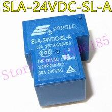 SLA-24VDC-SL-A SLA-24VDC 24V 30A 4Pin 4Pins T90 Power Relay Module