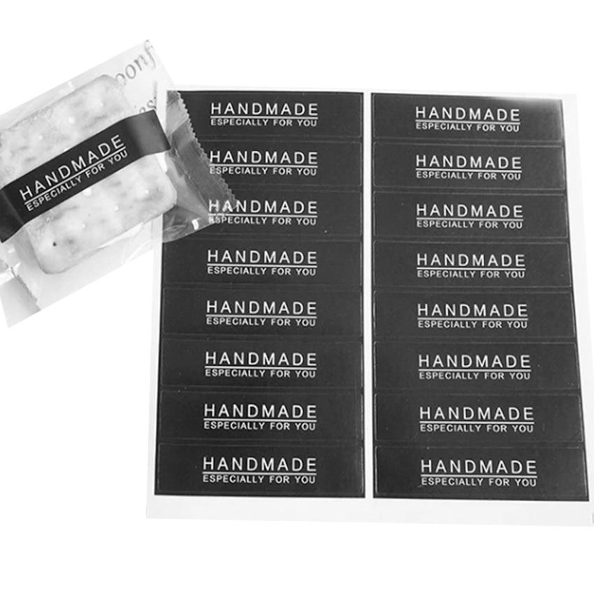 160 pçs/lote requintado exquisite feito à mão especialmente para you adesivo adesivo de vedação pacote diy etiqueta de papel decorativo