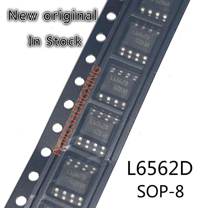 10PCS/LOT    L6562D L6562 L6562A L6562AD SOP8   New original spot hot sale