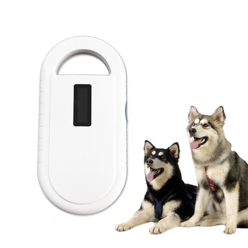 الحيوانات الأليفة الماسح الضوئي ISO11784/5 FDX-B الحيوانات الأليفة قارئ الهوية رقاقة المستجيب USB جهاز RFID يدوي الماسح الضوئي رقاقة للكلاب والقطط وال...