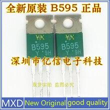5Pcs/Lot New Original 2SB595 B595 TO-220 Imported Genuine Good Quality