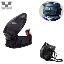 New motorcycle rear seat helmet packing bag forYamaha YZFR1 YZFR6 R3 FZ6 FZ1 FZ8 MT09 MT07 MT03 MT25 MT10 XSR900 XSR700
