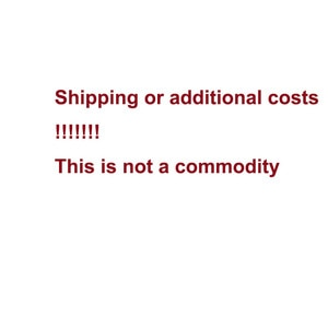 NOTE! This is not a commodity Make up the difference or make up the freight