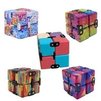 2x2 infinite cube toys fantastic art unlimited infinite cube jigsaw toys flip infinite cube decompression toys kid toys