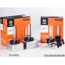 YY – ampoule au xénon HID 55W, 4300K 6000K 8000K 5000K D1S D1R D2S D2R D3S D3R D4S D4R 35W, ampoules pour phares de voiture