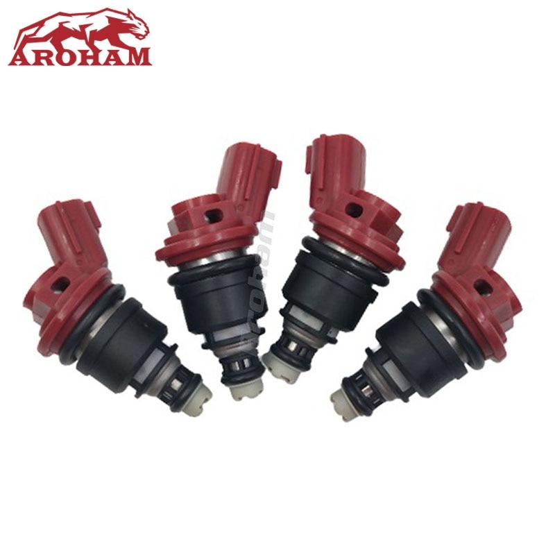 4X nouveau injecteur de carburant de haute qualité 16600-RR544 740cc/min alimentation latérale pour Nissan Silvia horizon SR20 S13 S14 S15 SR20DET KA24DE