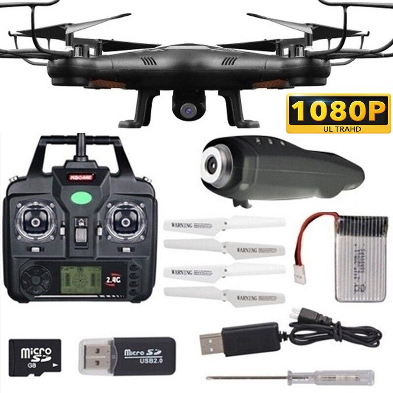 Dron cuadricóptero Lozenge versión actualizada X5C-1 RC de 6 ejes Helicóptero De Control Remoto con cámara o Dron sin cámara de juguete