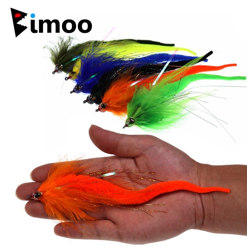 Bimoo, 1 шт., хвосты дракона, щука, стримеры, бас, щука, Мускусная, рыболовная приманка, нахлыстовая, морская, большая, Рыбацкая, стрекоза, мухи