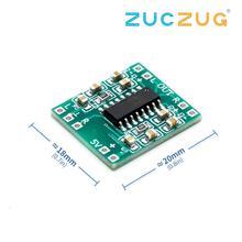 PAM8403 Super Mini carte amplificateur numérique 2*3W classe D numérique 2.5V à 5V carte amplificateur de puissance efficace